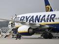 V Berlíne núdzovo pristálo lietadlo spoločnosti Ryanair: Príčina stále nie je známa