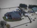 VIDEO Nový Zéland trápia záplavy: Úrady museli evakuovať stovky obyvateľov