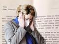 FOTO Záborská z OĽaNO v ohrození! V LISTE sa jej vyhrážajú fyzickým útokom kvôli potratom