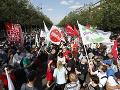 Maďarská opozícia pripravila protest proti čínskej univerzite Fu-tan
