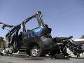 FOTO Výbuch nálože zasiahol autobus: Zahynulo najmenej 11 civilistov