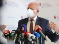 Tlačová konferencia ministra pôdohospodárstva Jána Mičovského