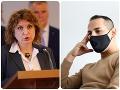 Herákova kauza pobúrila Ligu za duševné zdravie: Nitku nenechali suchú ani na Hatrákovej