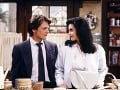 Michael J. Fox a Courteney Cox