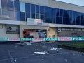Ružinovom otriasla silná rana! VIDEO z miesta činu deň PO poškodení bankomatu