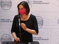 Mária Kolíková víta oslobodenie ďalších troch obetí policajnej razie spod obžaloby