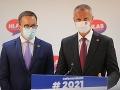 Hlas-SD kritizuje optimalizáciu: Reforma prinesie zrušenie 22 regionálnych nemocníc