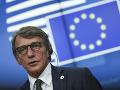 Predseda Európskeho parlamentu David Sassoli je v nemocnici so zápalom pľúc