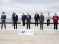 Lídri G7 sa dohodli na vakcínach pre chudobné krajiny, kritizovali Rusko a Čínu
