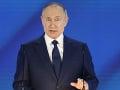 Biden je kariérny politik, tvrdí Vladimir Putin