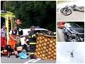 FOTO Sobotný výlet sa zmenil na TRAGÉDIU: Rodina po cyklovýlete prišla o mamu († 41), syn bojuje v nemocnici!