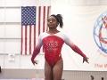 Gymnastka predviedla na súťaži