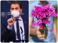 FOTO Matovičov ďalší rozruch: Pavlínke natrhal kvety, v komentároch dostal výčitky, sú zákonom chránené?