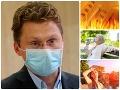 POZOR! Na Slovensko sa valí najhoršia vlna horúčav: Cenné RADY lekára Visolajského