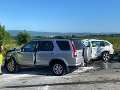 FOTO Hromadná nehoda pri Bratislave: V hlavnom meste vládne dopravný chaos