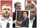 Politológovia pozerajú na posledné čísla PRIESKUMU: Fico aj Pellegrini súťažia o toho istého voliča