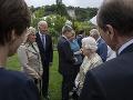 FOTO Trapas Bidena počas stretnutia s kráľovnou Alžbetou II.: Nenaštudoval si protokol?