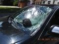 FOTO Vážna nehoda v