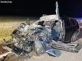 Autonehoda v okrese Košice