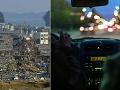 Po cunami v Japonsku