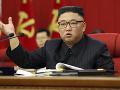 VIDEO Kim Čong-un prehovoril o situácii v krajine: Problémom je nedostatok potravín