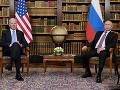 Historická schôdzka najmocnejších mužov sveta: Putin a Biden oznámili výsledky rokovania
