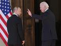 VIDEO Moskva o schôdzke Putina a Bidena: Kremeľ hlási úspech! Táto téma je ale červená čiara