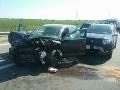 Vážna dopravná nehoda troch