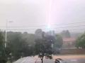 NEVÍDANÝ úkaz: VIDEO Blesk udrel na jedno miesto až 11-krát, čo na to náš meteorológ? Ako je to možné