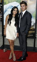 Zac Efron a Vanessa Hudgens