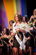 Víťazkou kategórie Miss Media v súťaži Miss Universe 2011 sa stala súťažiaca s číslom 7 Miriama Matúšová