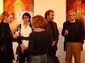 Danteho dom ožil slovenským umením
