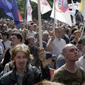 V Rusku demonštrácia opozície, 50 zatknutých