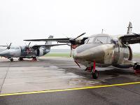 Predstavenie lietadiel L-410