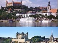 Bratislava a Saumur
