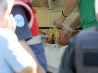 Chlapec v nemocnici bojuje o život