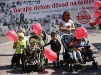 Začína sa celoslovenská verejná zbierka 1 deň úsmevu