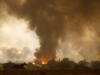 Boj s rozsiahlym požiarom neprežilo v Arizone 19 hasičov