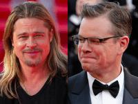 Brad Pitt a Matt Damon