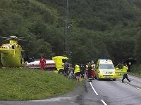 Po požiari v tuneli hospitalizovali 55 ľudí