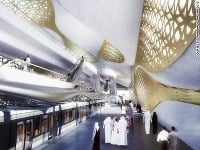 Metro bude mať zlatý nádych