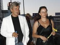 Ján Kroner a Lenka Košická majú vraj problematický vzťah.