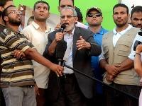 Duchovný líder Moslimského bratstva Mohammed Badie