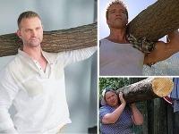 Tomáš Maštalír je kvôli promo fotkám k seriálu Chlapi neplačú na smiech. Okamžite ho začali prirovnávať k Arnoldovi Schwarzeneggerovi či babke siláčke.
