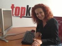 Miroslava Janovčíková bola online.