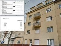 V dome na Palisádach č. 6 sa nachádza 11 bytov.