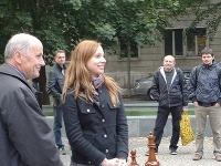 J. Čarnogurský a R. Pokorná