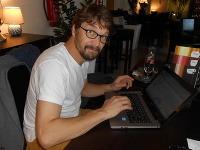 Dan Bárta bol online.
