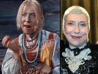 Inna Čurikovová, známa ako Marfuša z ruskej rozprávky Mrázik, oslavuje sedemdesiatku.