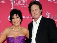 Kris Jenner s manželom Bruceom